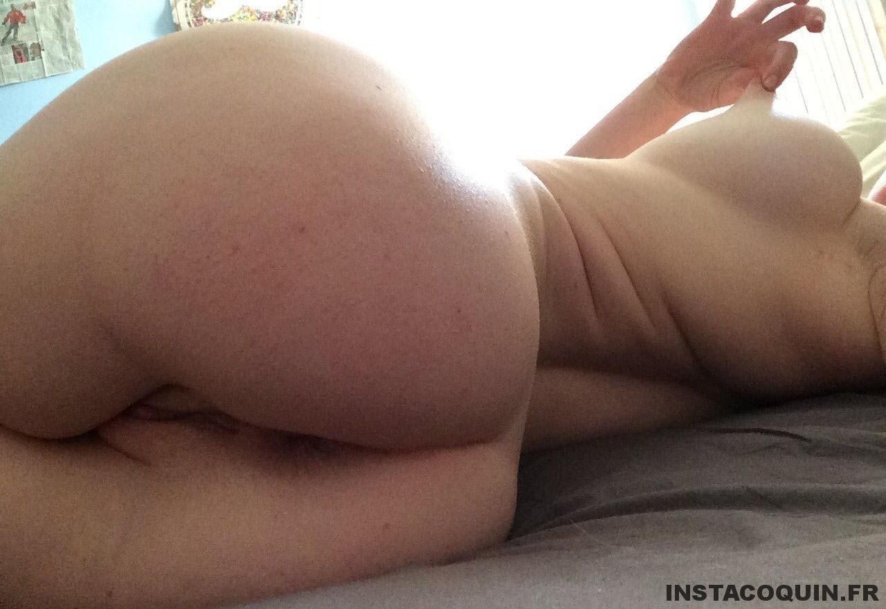 snap coquin - Fille de 18ans blonde très coquine nude sur Snap