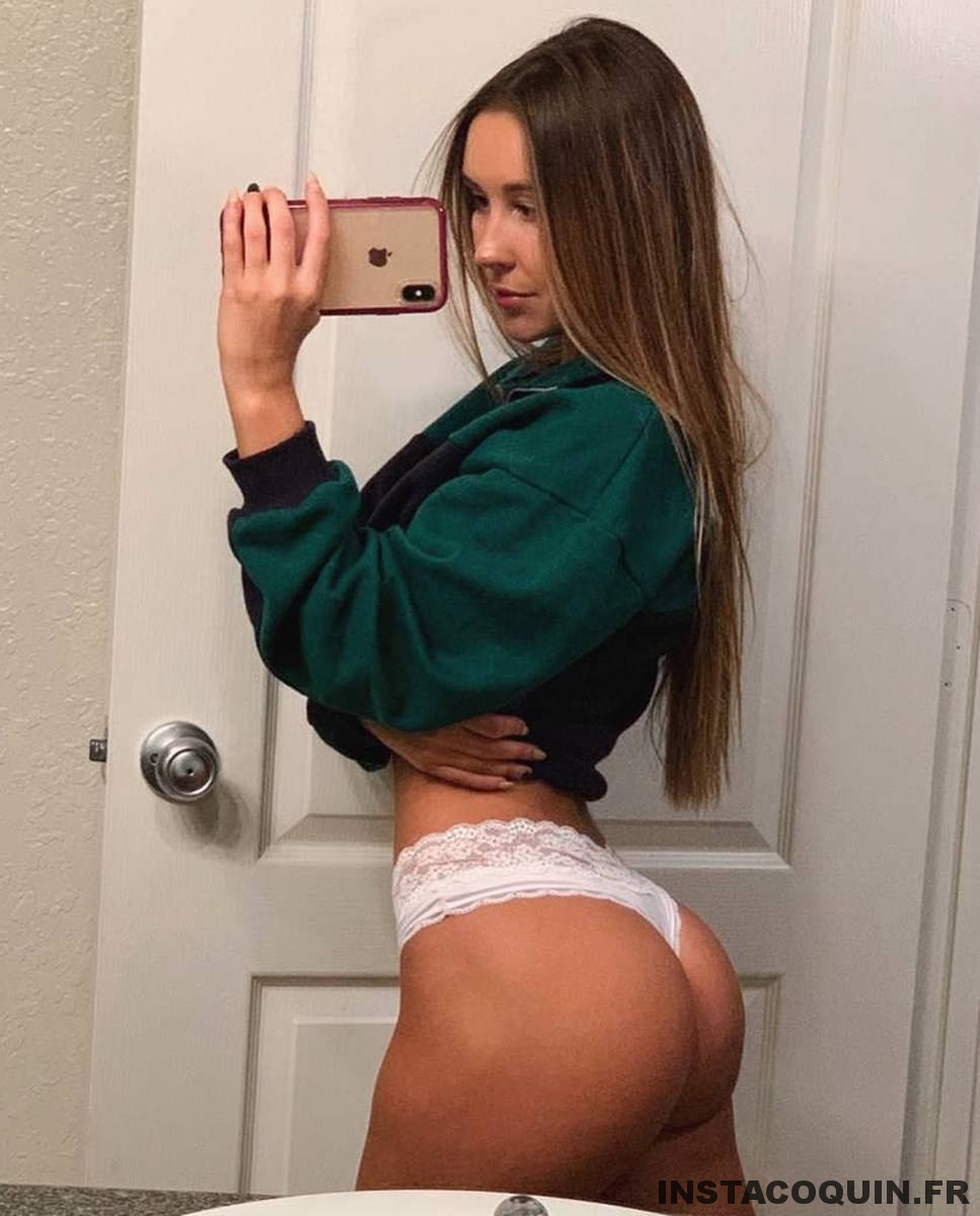 snap coquin - Nicky Gile, mannequin Instagram nue 2019