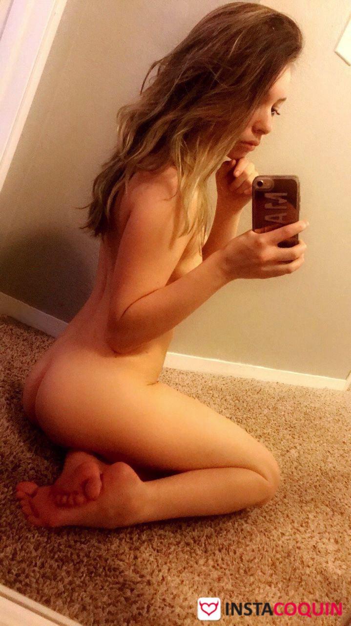 snap coquin - Snapchat nudes d'une petite de 18ans 🔞